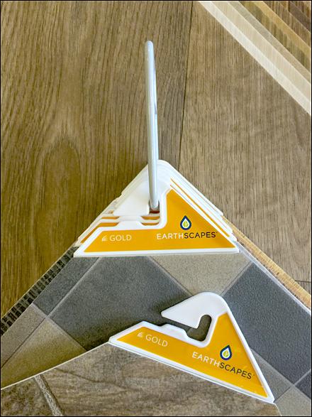 Earthscapes Removable Linoleum Samples Front