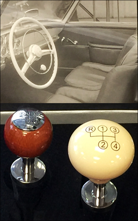 Gear Shift Knob Wine Stoppers Main