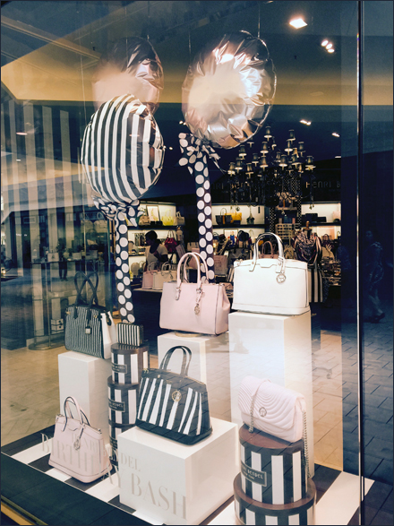 Henri Bendel Branded Balloon 1