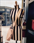 Henri Bendel Branded Dress Form