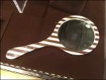 Henri Bendel Branded Hand Mirror