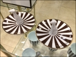 Henri Bendel Dog Dish Double Branding 1