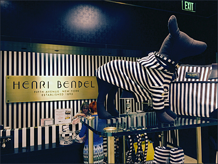 Henri Bendel Petwear Main