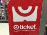 Target Movie Tickets Branded