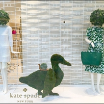 Kate Spade Duck and Snail Topiary 2
