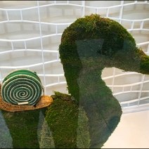 Kate Spade Duck and Snail Topiary 4
