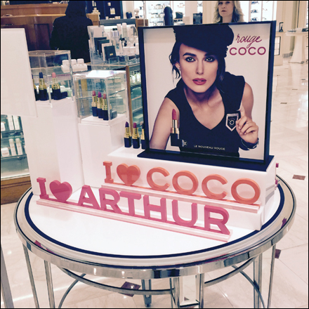 Love Coco Love Authur Overall
