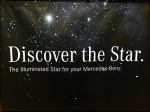 Mercedes Discover The Star Heading