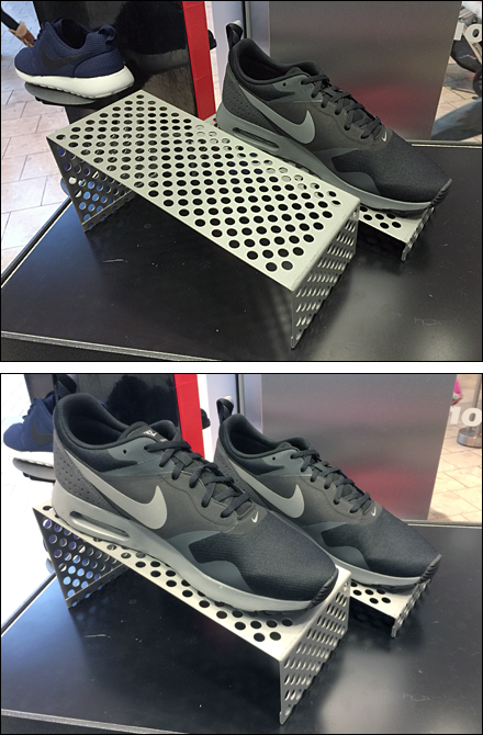 Nike Perforated Pedestal Composit