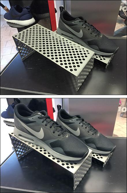 Nike Perforated Pedestal Composit
