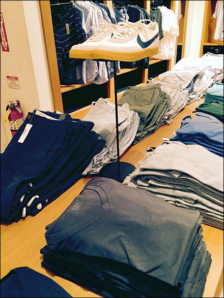 Nike Shoe Apparel Cross Sell Main