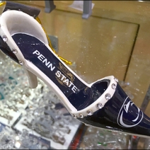 Penn State Football High Heel Main