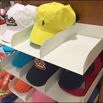 Polo Divided Cap Trays 2