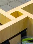 Table-Top Slatwall Spinner CloseUp