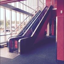 Target Cart Escalator in Motion 2
