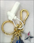 Tethered Purse Charm Overview
