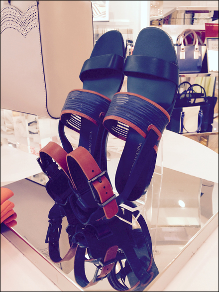 Upright Sandals CloseUp