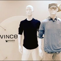 Vince at Saks Fifth Avenue 2