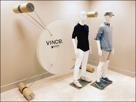 Vince at Saks Fifth Avenue Main