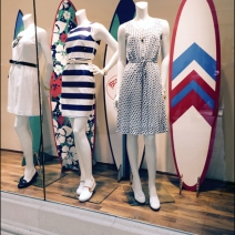 Women Surf Boards at Brook Brothers Main