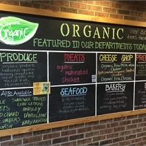 3000 Organic Items at Wegmans Overall