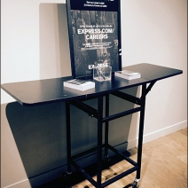 Express® Mobile Hiring Cart
