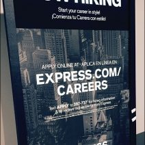 Express® Mobile Hiring Cart 3