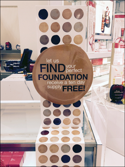Find Your Foundation Fold Out