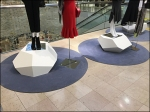 Geometric Pedestals 2