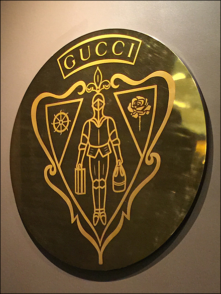 Gucci Leather Goods Coat of Arms 2