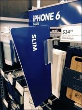 iPhone Mini Aisle Invader Saddle-Mounts