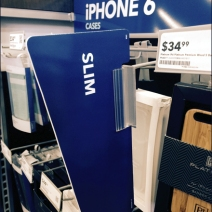 iPhone Mini Aisle Invader Saddle-Mounts