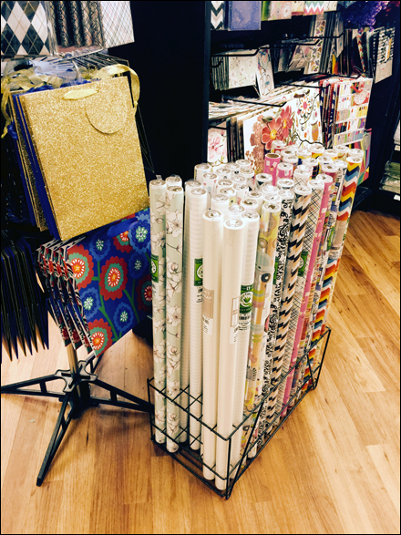Kings Gift Wrap Floor Stand Main