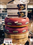 Kings Cheese Wheel Tower