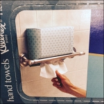 Kleenex Shelf-Top Gravity Feed