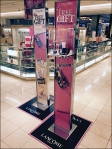 Lancome® Floor Graphic Twins