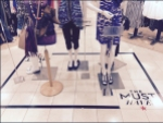 Macy's Must Haves Floor Graphic