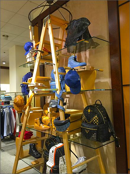 MCM Ladder Display Main