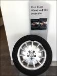 Mercedes Wheel Protection Prop