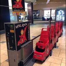 No-Shopping Mall Shopping Cart