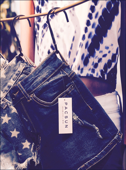 Pacsun® Summer Shorts S-Hooked
