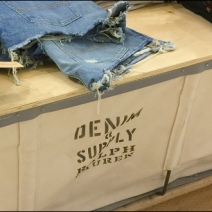 Ralph Laurel Denim & Supply Canvas Branding 3