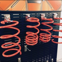 Scion Coil Spring Hook for Slotwall