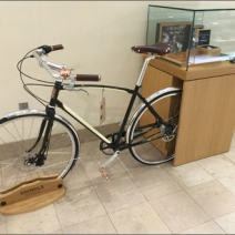 Shinola® Bicycle Display Aux
