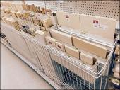 Super Tall Shelf Fencing Aux