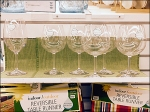 Tableclothes Glassware Sales Aux