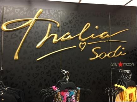 Thalia Sodi Branded