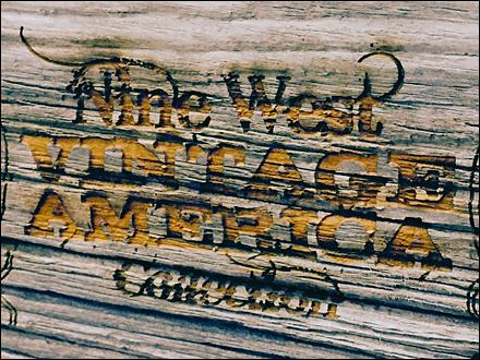 Vintage America Rustic Branding Main