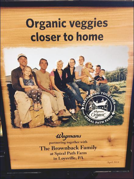 Wegmans® Organic Closer To Home