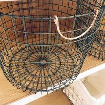 Wire Basket Assortment In-Store 3